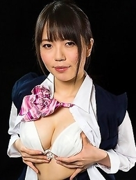 Yuma Miyazaki was on her way from work when she was tied up and brought in.