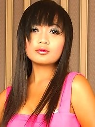 Asian Candy girl Pink naked hot body
